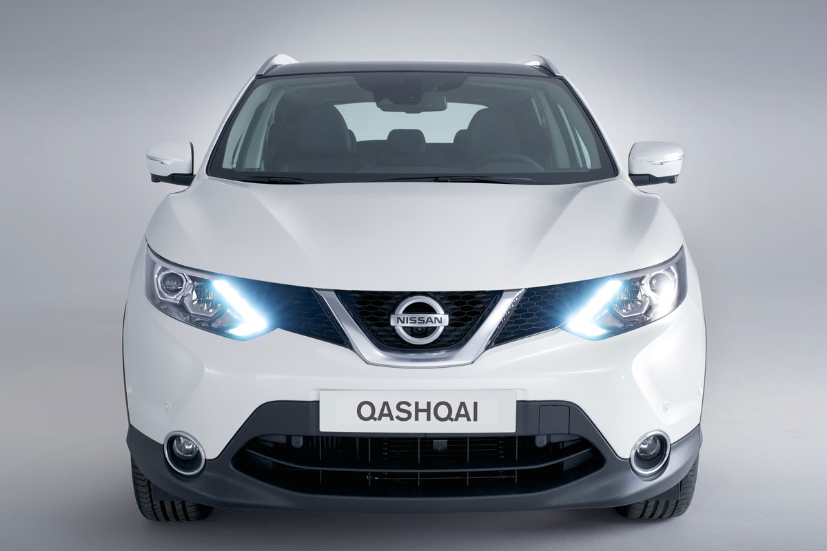 Nissan Qashqai DiG-T dCi CMF wit 2014 07