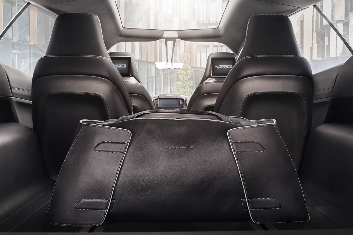 Ford S-Max Concept Vignale Luxe brons 2014 01