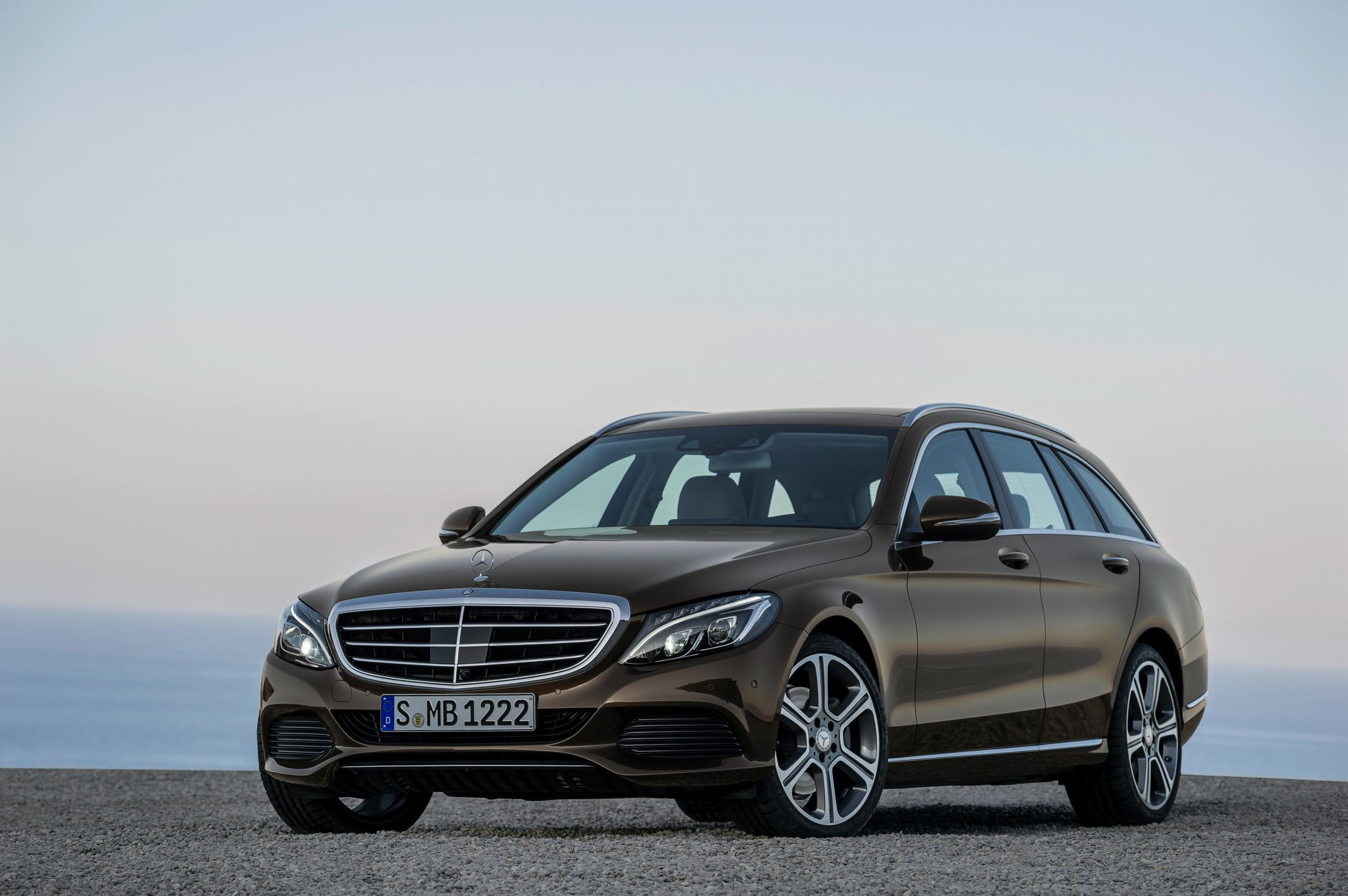 Mercedes C-klasse Estate S205 4-Matic BlueTec 2015 24