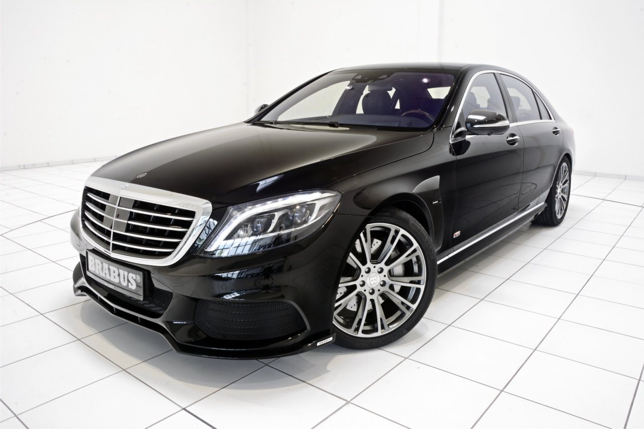 brabus voorziet mercedes s500 hybride van 500pk drivessential. Black Bedroom Furniture Sets. Home Design Ideas
