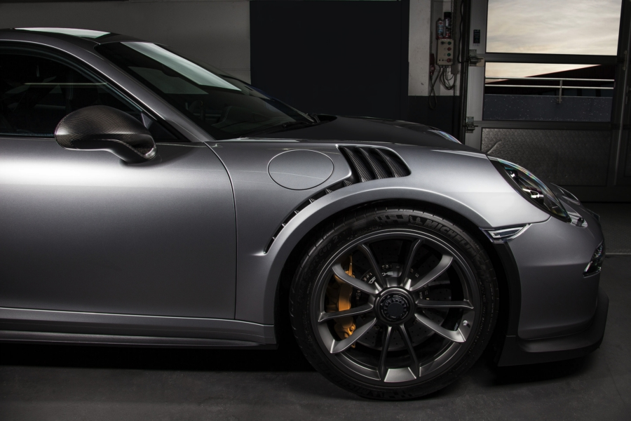 Porsche 911 991 GT3 RS Techart Sport Carbon package pakket koolstofvezel 15