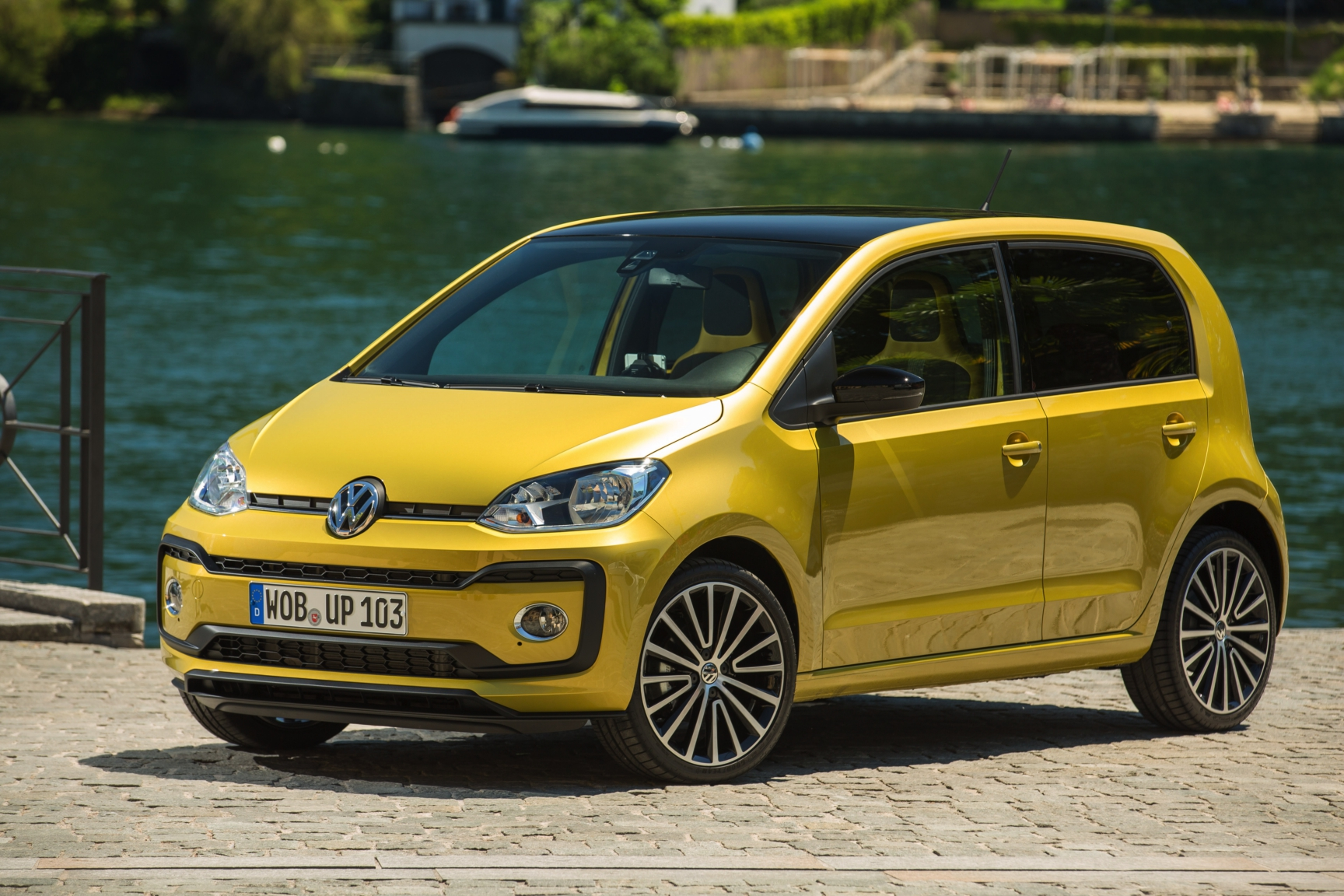 Volkswagen Up take move high private lease 2017 17