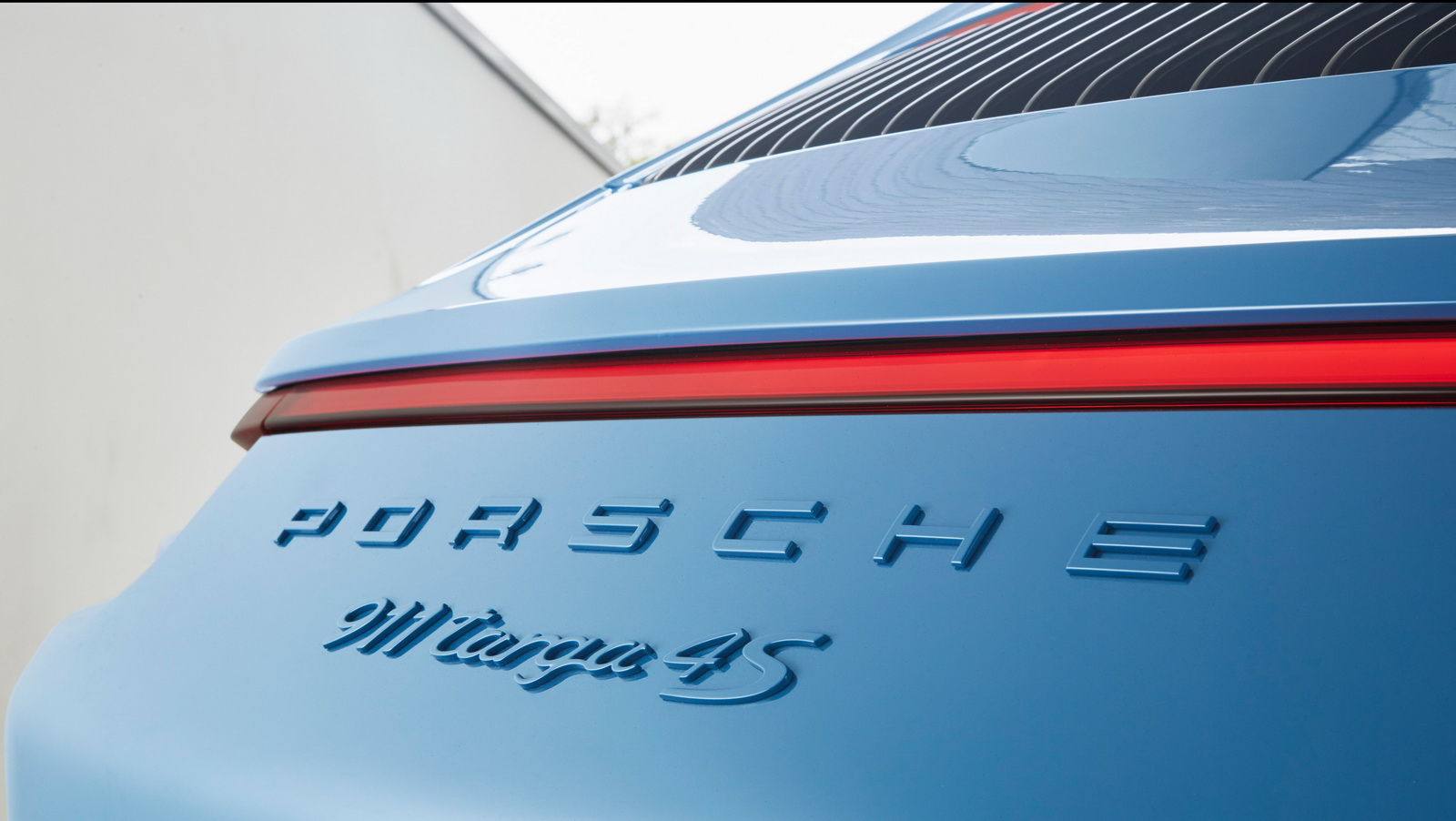 Porsche 911 991.2 Exclusive Design Edition Targa 4S blauw 06