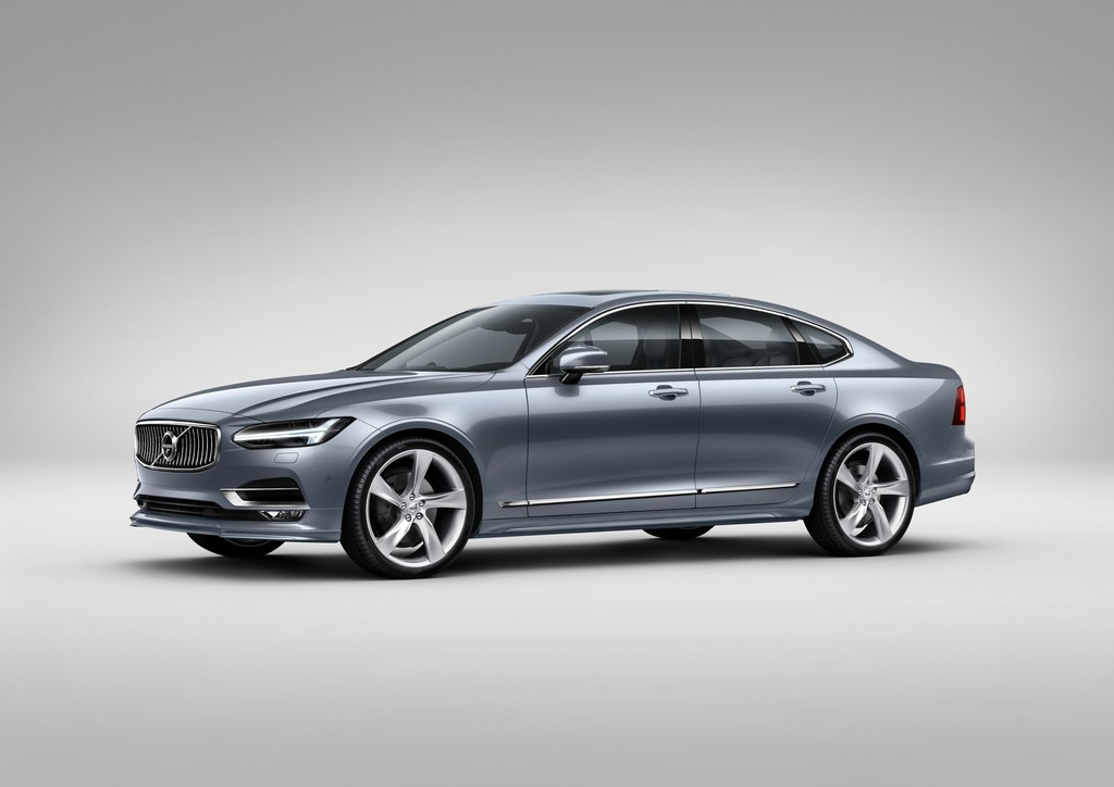 Volvo S90 V90 Design Polestar Optimization Performance Pakket package 2017 07