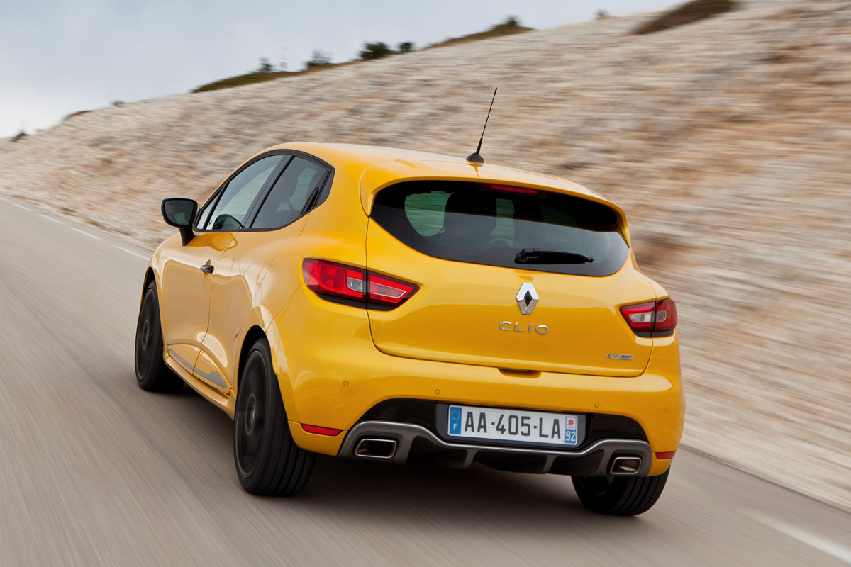 renault laat clio rs 200 edc los drivessential. Black Bedroom Furniture Sets. Home Design Ideas